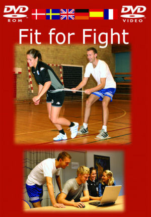 SportSnap, Fit for Fight cover